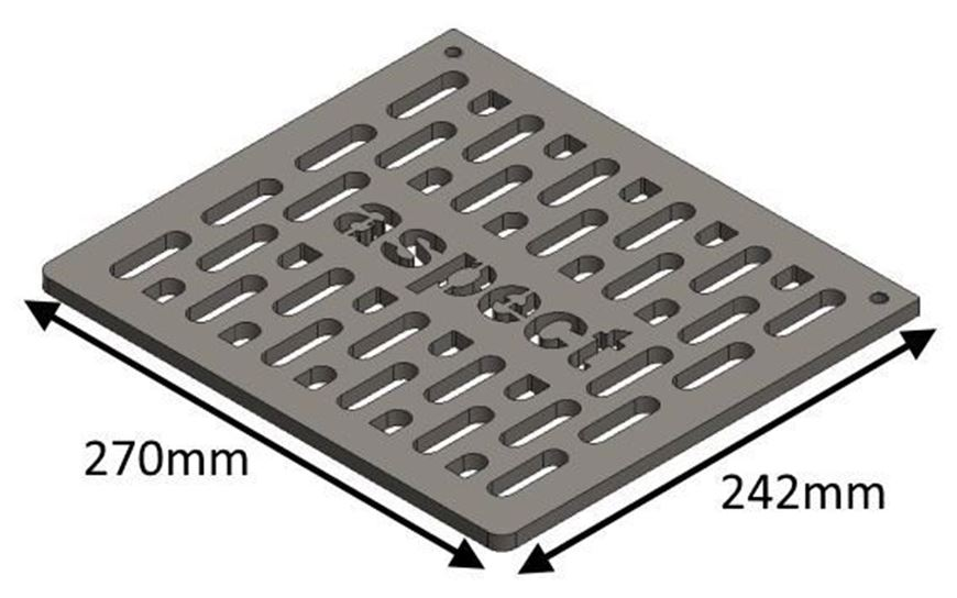 Picture of Grate - Aspect 4 D/D