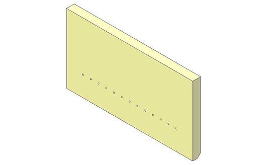 Picture of Rear Brick - Allure 4